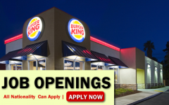 Burger King Job Opportunities