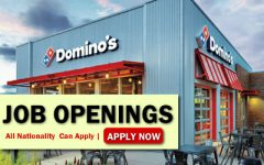 Dominos Job Opportunities