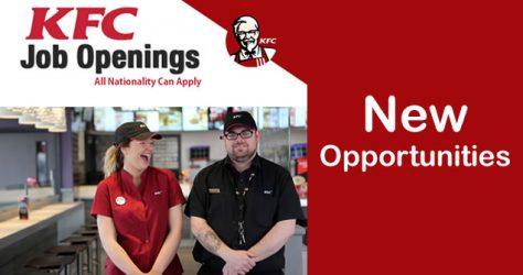 Kfc Job Opportunities