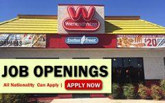 Weinerschnitzel Job Opportunities