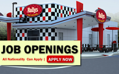 Rally's Job Opportunities