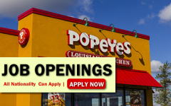 Popeyes Job Opportunities