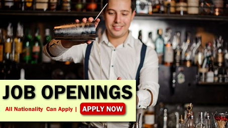 Bartender Job Opportunities