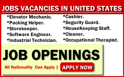find a job in United States 2019