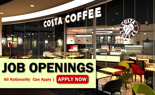 Costa Coffee Job Opportunities Ajoboo