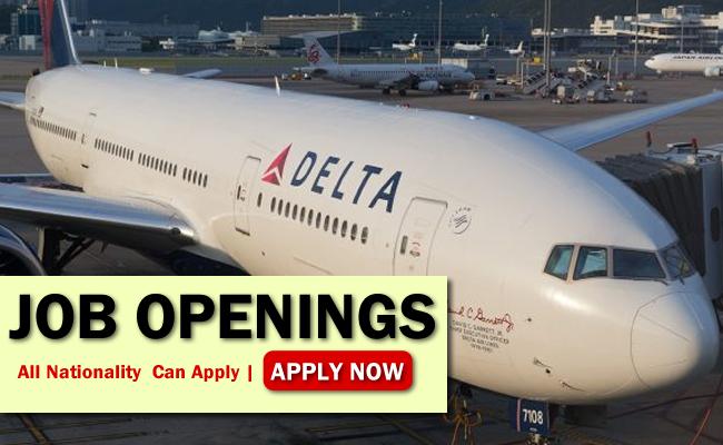 Delta Job Opportunities