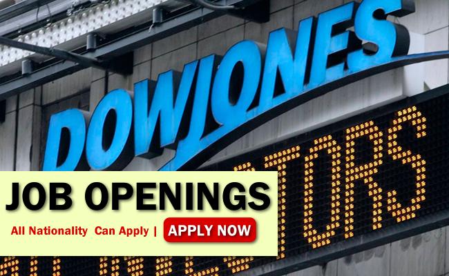 Dow Jones Job Opportunities