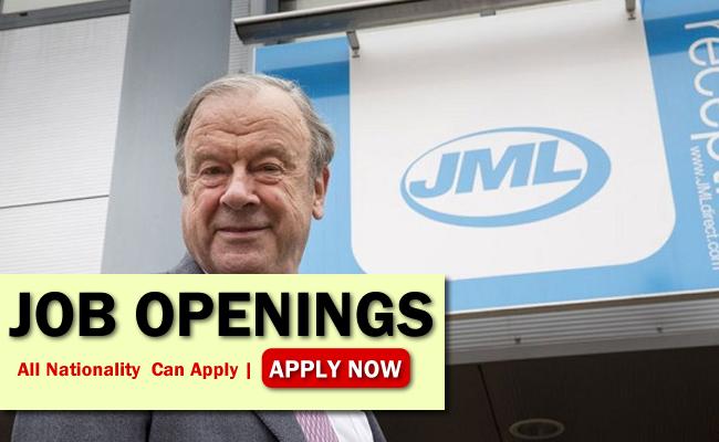 Jml Job Opportunities