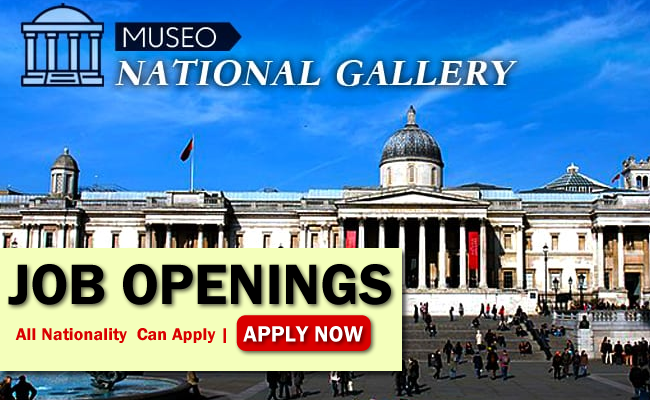 National Gallery Job Opportunities
