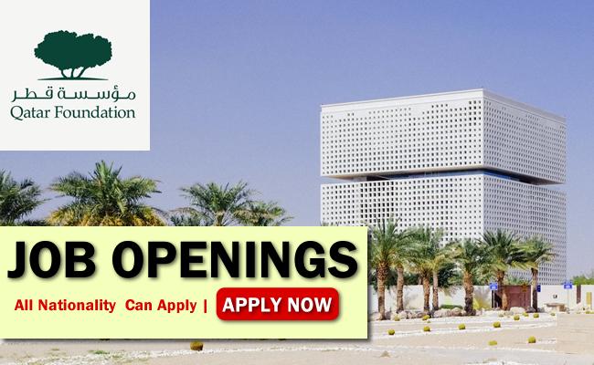 Qatar Foundation Job Opportunities