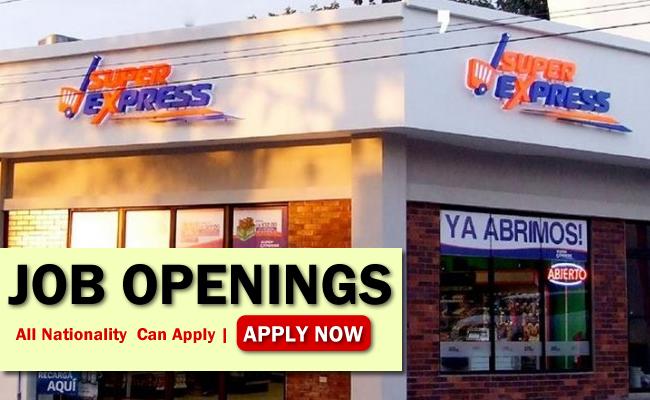 Super Express Job Opportunities