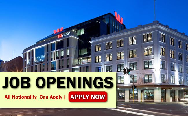 Westpac Group Job Opportunities