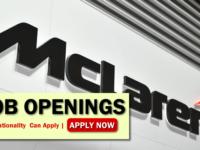 Mclaren Job Opportunities