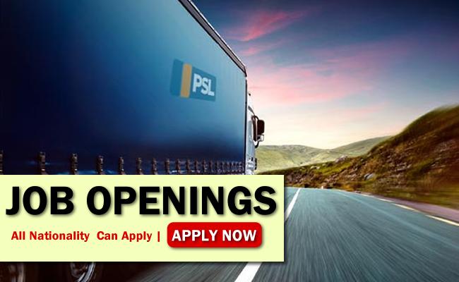 Paragon Shipping & Logistics LLC Job Opportunities