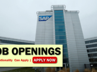 SAP Job Opportunities