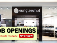 Sunglass Hut Job Opportunities
