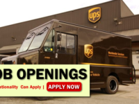 UPS Job Opportunities