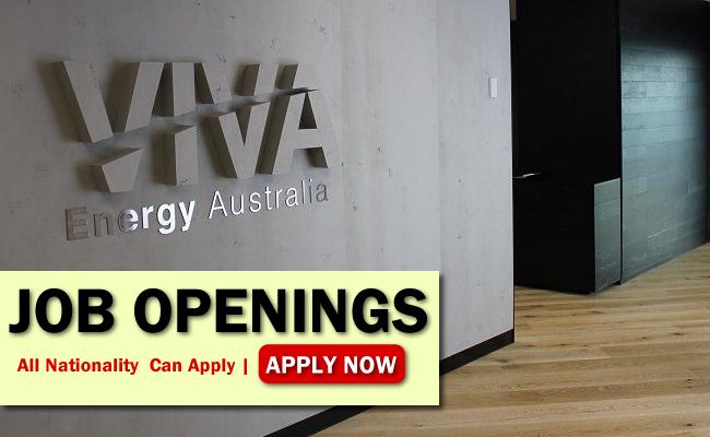 Viva Energy Australia Job Opportunities