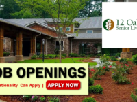 12 Oaks Senior Living 1 Job Opportunities