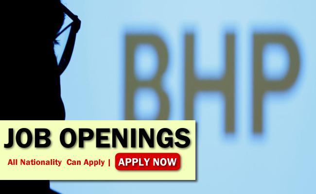Bhp Job Opportunities
