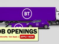 Bt Job Opportunities
