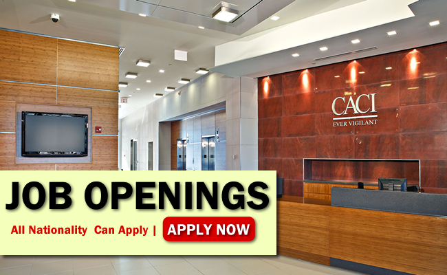 CACI International Job Opportunities