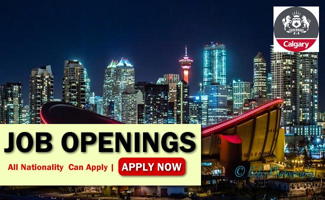 City of Calgary Job Opportunities