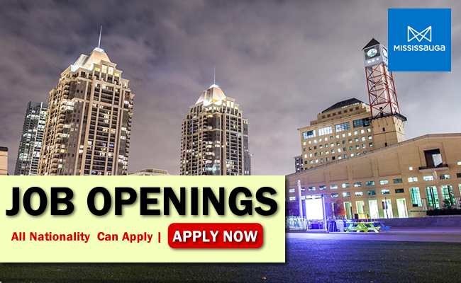 City of Mississauga Job Opportunities