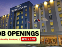 Crowne Plaza Hotel Job Opportunities