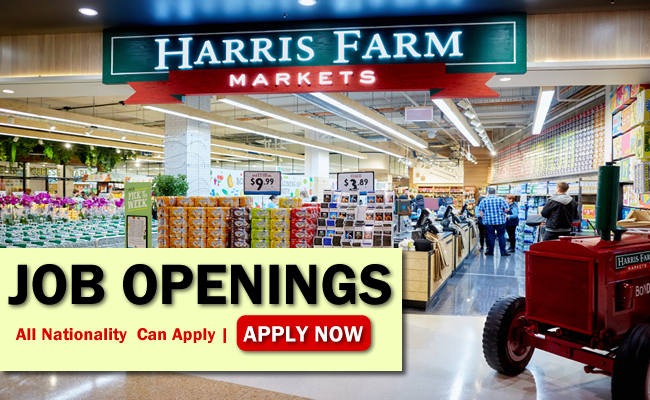 Harris Farm Markets Job Opportunities