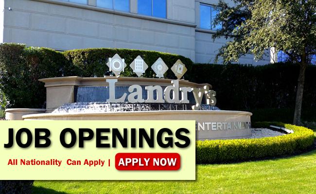 Landry's Inc Job Opportunities