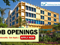 Parkway Hospitals Singapore Job Opportunities