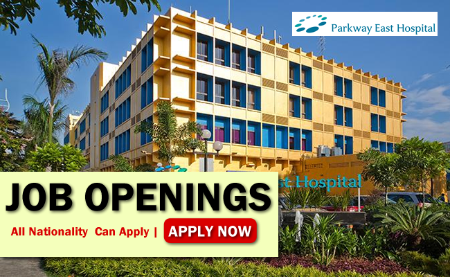 Parkway Hospitals Singapore Job Opportunities