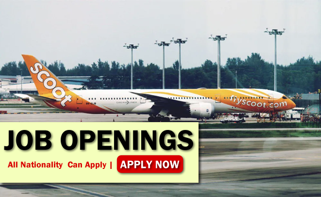 Scoot Tigerair Job Opportunities