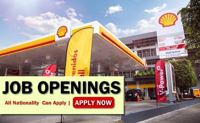 Shell Job Opportunities