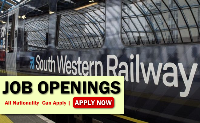 South Western Railway Job Opportunities