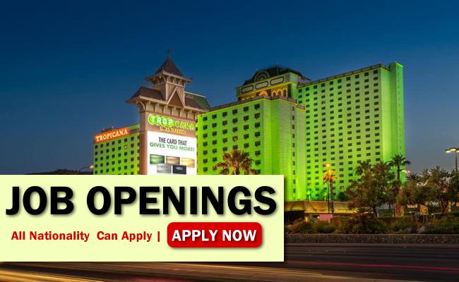 Tropicana Entertainment Job Opportunities