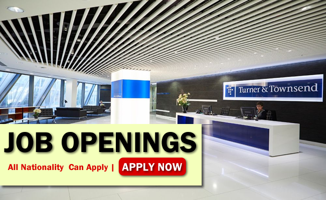 Turner & Townsend Pty Limited Job Opportunities
