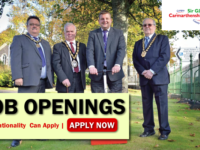 Carmarthenshire County Council Job Opportunities